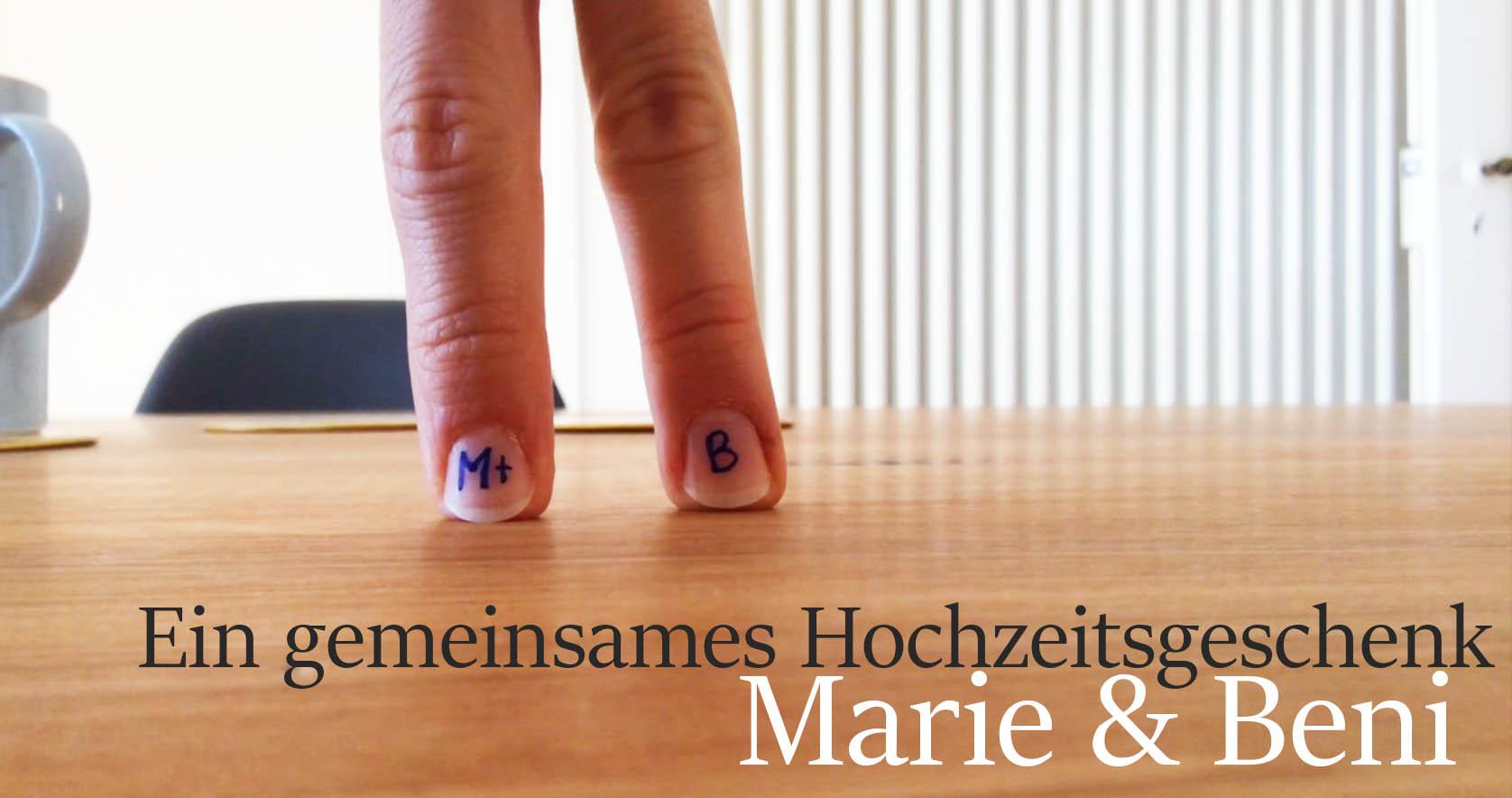 cover marie&beni hochzeitsgeschenk2